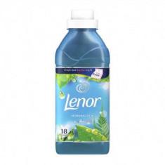 Balsam de rufe Lenor Morning Dew, 550 ml, 18 spalari
