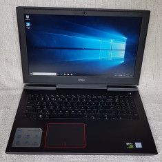 Dell 7577 - laptop gaming, Intel Core i7, 16 GB, 1 TB