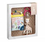 Cumpara ieftin Vulli - Set cadou Girafa Sophie cu zornaitoare si carticica pentru activitati