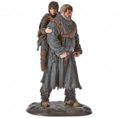 Figurina Game of Thrones - Statue Hodor & Bran - 23 cm