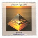 CD James Harry  – Sunset Pyramid, original, muzica electronica