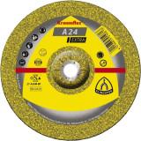 Klingspor - A 24 EXTRA - Disc polizare metal, 230x22.2x6 mm