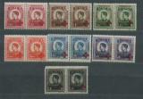 1946 Romania Mihai serviciul prizonierilor de razboi - 2 serii neuzate MNH, Nestampilat