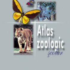 Atlas Zoologic Scolar/Zoe Partin