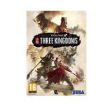 Total War Three Kingdoms Pc, Sega