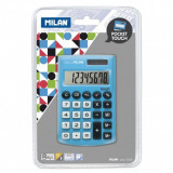 Calculator 8 DG MILAN 150908BBL albastru