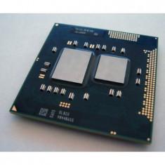 Procesor laptop Intel Core Dual Core i3-380M SLBZX 2.53Ghz