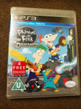 Phineas and Ferb across 2nd dimension, PS3, original!, Actiune, 12+, Single player, Activision