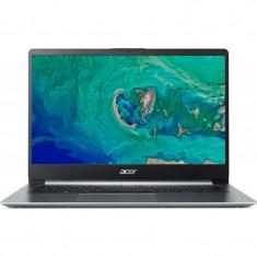Laptop Acer 14'' Swift 1 SF114-32, FHD, Intel Pentium Silver N5000 , 4GB DDR4, 128GB SSD, GMA UHD 605, Linux, Silver, 4 GB, 128 GB