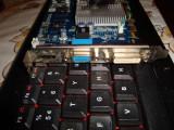 Placa video Nvidia zotac geforce 9500GS 512 ddr2 VGA DVI HDMI pci-e