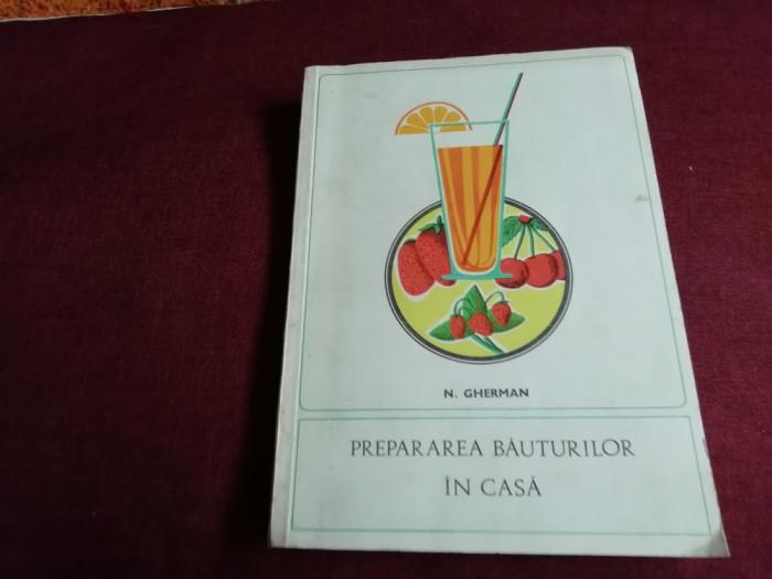 N GHERMAN - PREPARAREA BAUTURILOR IN CASA