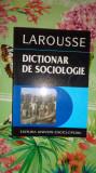 Dictionar de sociologie / larousse -