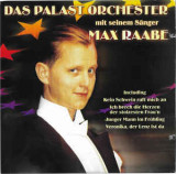 CD Max Raabe - Das Palast Orchester Mit Seinem Sanger Max Raabe
