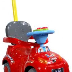 Masinuta Arti 3 in 1 Safety Car Rosu