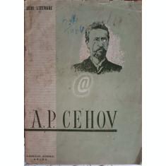 A. P. Cehov
