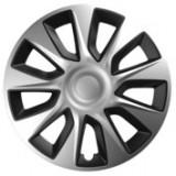 Capace roti auto Stratos SB 4buc - Argintiu/Negru - 17' ManiaMall Cars