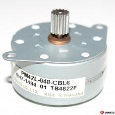 DC Motor HP Color LaserJet 4600 RH7-1494
