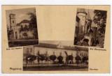 CAREI CAREII MARI NAGYKAROLY MOZAIC  PRIMARIA BISERICA ROM CATOLICA CASTEL, Circulata, Printata