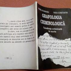 Grafologia Criminologica. Tendinta criminala in scris - Editura PACO, 1996