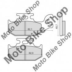 MBS Placute frana sinter Suzuki UH 200 Burgman spate, Cod Produs: 225102873RM