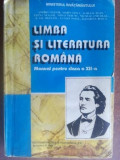 Limba si literatura romana. Manual pentru clasa a XII-a - Andrei Gligor, Marin Iancu