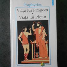 PORPHYRIOS - VIATA LUI PITAGORA. VIATA LUI PLOTIN