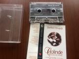 stefan hrusca colinde ziurel de ziurel caseta audio muzica sarbatori folk 1995