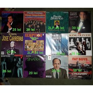 Colectie 300 vinil uri (Phoenix,Elvis,Beatles,Cohen,Piaf,K Bush),si la bucata