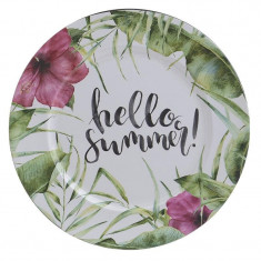 Platou Hello Summer 36 cm