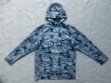Geaca de camuflaj, impermeabila. Marime 164/170 cm inaltime, vezi dim.; ca noua, Alta, Din imagine