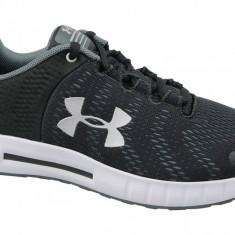 Pantofi alergare Under Armour GS Pursuit BP 3022092-001 pentru Copii, 35.5, 36, 36.5, 37.5, 38, 38.5, Negru