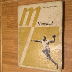 Handbal/curs practic/Ioan Kunst-Ghermanescu1978