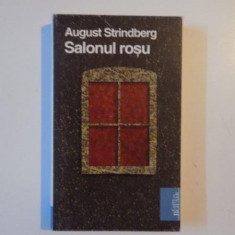 SALONUL ROSU de AUGUST STRINDBERG , 2010