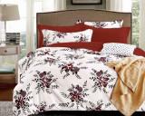 Cumpara ieftin Lenjerie de pat dublu din microfibră, cu 2 fete de perna, Evia Home MF010/31