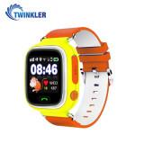 Ceas Smartwatch Pentru Copii Twinkler TKY-Q90 cu Functie Telefon, Localizare GPS, Pedometru, SOS - Galben