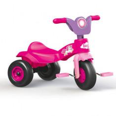 Tricicleta copii Unicorn Roz Dolu