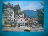 HOPCT 54863  SINAIA IN 1977-JUD PRAHOVA -AUTOMOBIL   -CIRCULATA