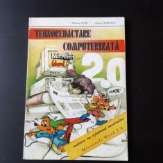 TEHNOREDACTARE COMPUTERIZATA - MARIAN STAS