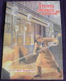 STIINTA SI TEHNICA Nr 27 / 1951 proletcultism, ilustratii grafica propaganda RPR