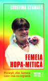 Femeia Hopa-Mitica   Cristina Stamate, Meteor Press