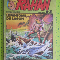 RAHAN nr.31 , colectia noua, limba franceza