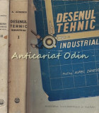 Cumpara ieftin Desenul Tehnic Industrial I, II - Aurel Zanescu