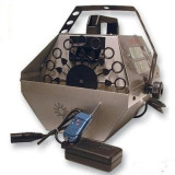masina baloane sapun disco aparat  cu telecomanda  nou + bidon 5 L  lichid