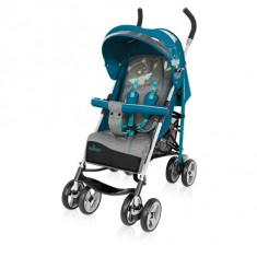 Baby Design Travel Quick 05 Turquoise 2017 - Cărucior Sport