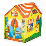 Cort de Joaca pentru Copii, Ecotoys, Pizzerie, Restaurant, 8729, 102x95x72 cm