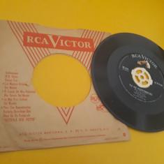 VINIL VIRGINIA LOPEZ Y SU TRIO SALVADOR-FLAVIO-JOEL DISC RCA VICTOR STARE EX