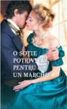 O Sotie Potrivita Pentru Un Marchiz/Sarah MacLean