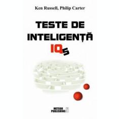 Teste de inteligență IQ. Vol. 5