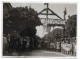B2321 Poarta triumfala Transilvania anii 1930