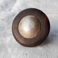 INEL argint TURAREG TRIBAL cu ABANOS de efect VECHI splendid OPULENT vintage RAR